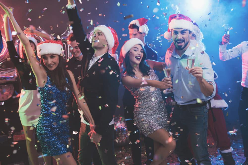 Vianočné večierky